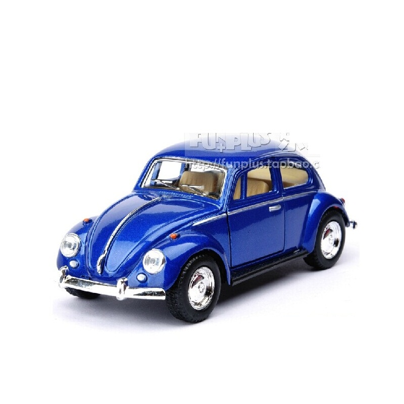 high simulation exquisite diecaststoy vehicles kinsmart car styling volkswagen beetle