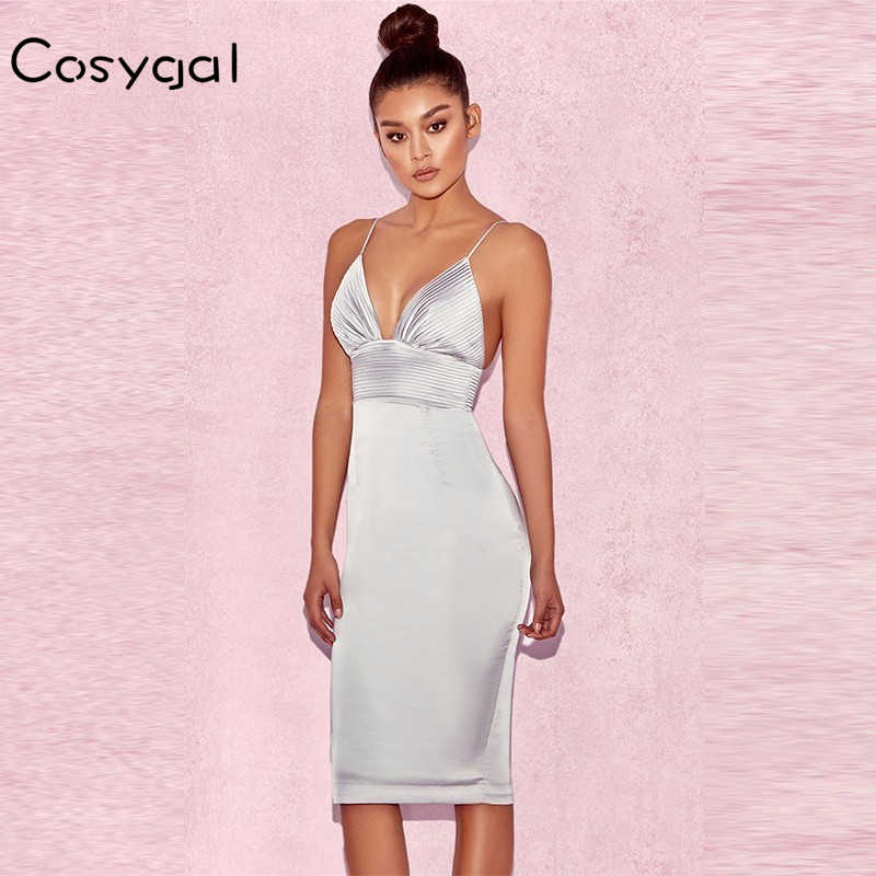 b0e0930200e3c Detail Feedback Questions about COSYGAL Sexy Backless Depp V Neck ...