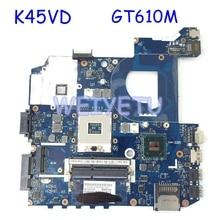 K45VD GT610M/2G QCL40 LA-8224P REV1.0 материнская плата для ноутбука ASUS K45V A45V A85V P45VJ K45VM K45VJ K45VS ноутбук материнская плата