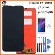 AAA Quality LCD For Huawei Y7 Prime 2019 DUB-L21 LCD Display Touch Screen Digitizer Assembly For Y7 2019 DUB-LX3 DUB-L23 DUB-LX1(China)