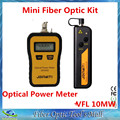 Free Shipping Joinwit Mini Fiber Optic Power Meter and Visual Fault Locator 10mw