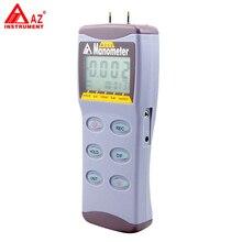 AZ-8230 тестер разного давления портативный цифровой манометр