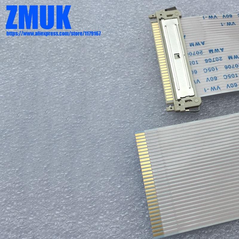 30 Pins LCD LED Display Screen Cable AWM 20706 105C 60V VW-1