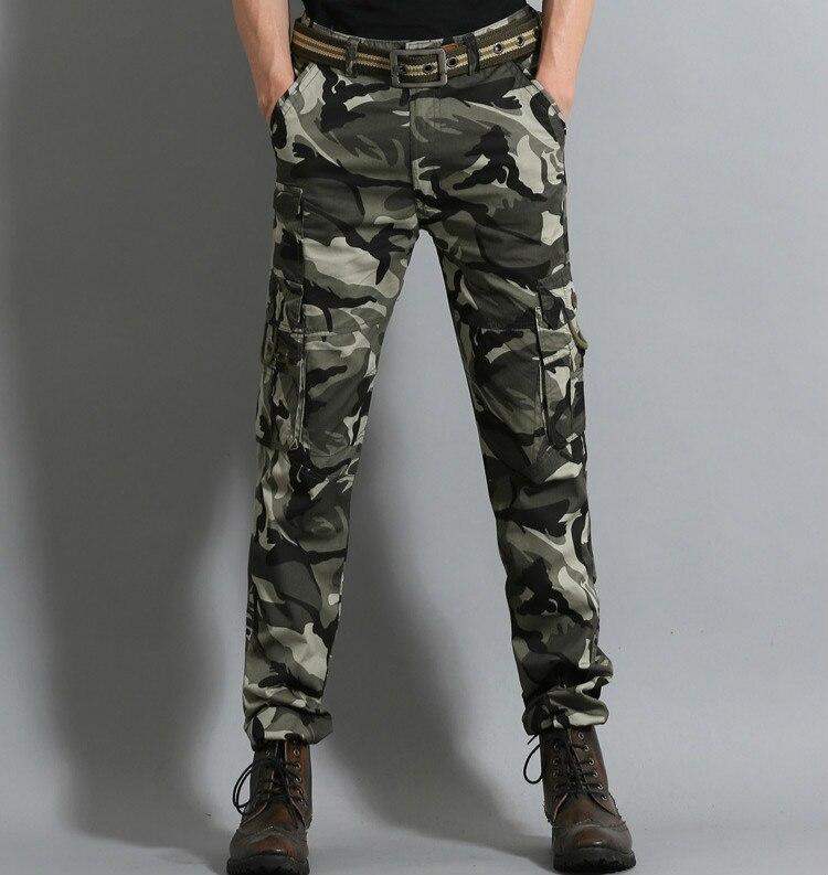 Mutter & Kinder Sinnvoll 2018 New Jogger Männer Heißer Verkauf Casual Camouflage Hosen Military Tactical Pants Qualität Cargo Hosen Hosen Armee Arbeits Pantolon