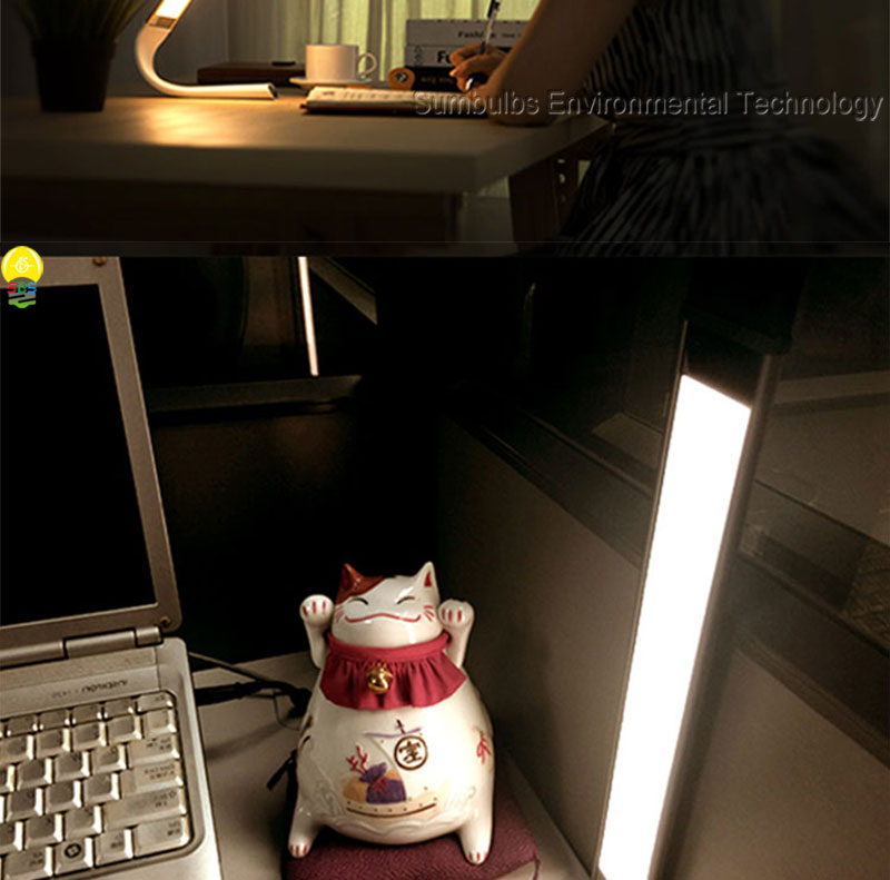 High-tech Eye Protective Dimmable LED Table Lamp Lights Ultra Bright Flexible Area Lighting Source Desk Lamp (15)