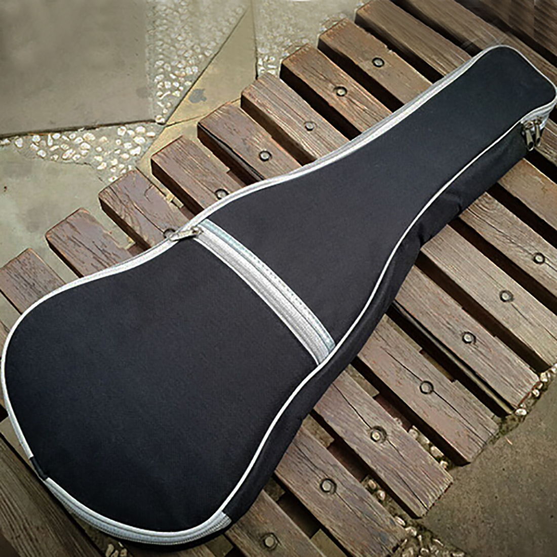 online buy wholesale guitar gig bag from china guitar gig bag wholesalers. Black Bedroom Furniture Sets. Home Design Ideas