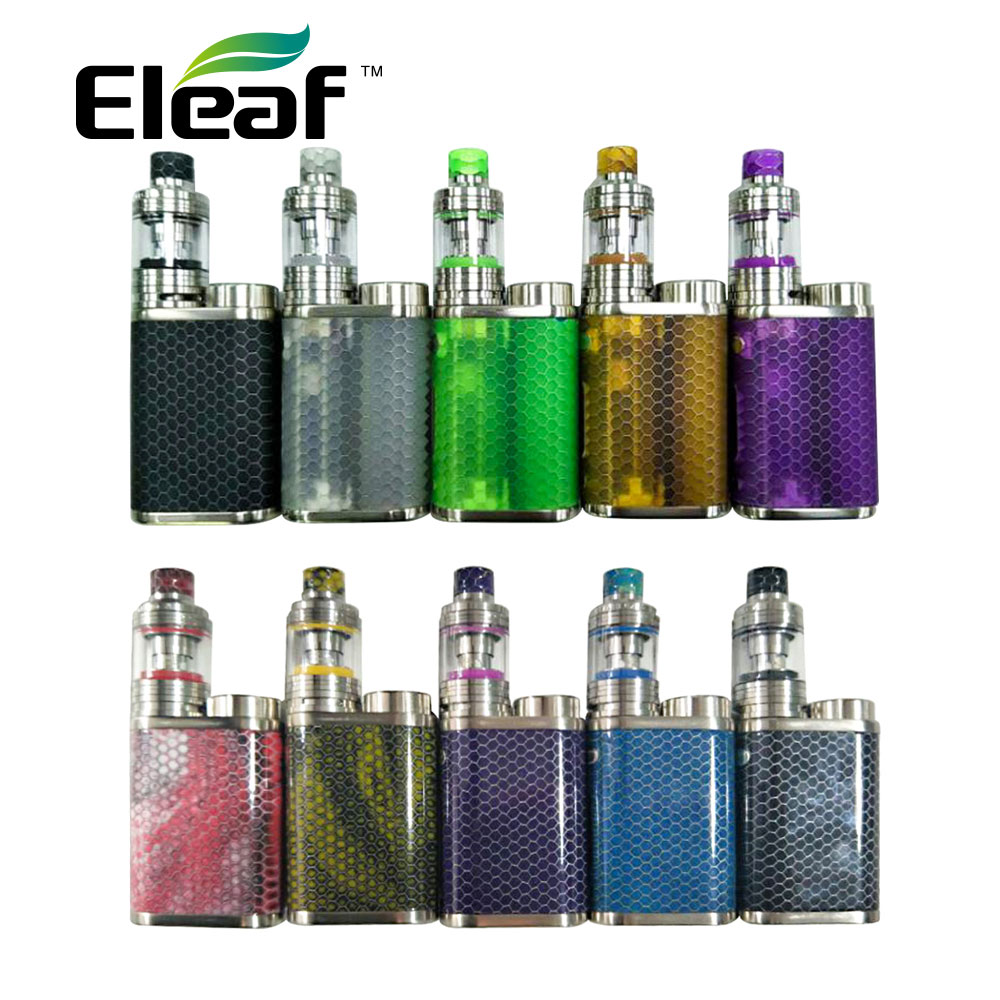 Original Limited Edition Eleaf IStick Pico Resin 75W TC Kit with 2ml MELO 4 Atomizer & 75W Max Output E-cig Vape Kit No Battery