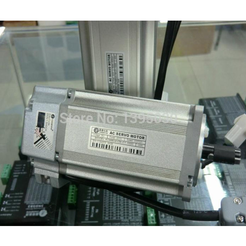 1PC ACM602V36-01-2500 200W Servo Motors 36-80VDC 8.4A-25A for Servo drive ACS806 Brushless AC Servo Motor ac servo motor 36 80vdc 8 4a 25a for servo drive acs806 brushless ac servo motor acm602v36 01 2500