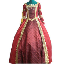 Customer to order! Vintage Costumes Victorian 1860S Civil War Gown historical dresses D-109