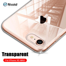 Ultra Thin Soft transparent TPU Case For iPhone X 6 6s 5 5s se clear silicone Cover Case For iPhone 7 8 6 6s Plus Phone Bag Case for iphone 6s case for iphone 6 macaron phone bag cases silicone case for iphone 5 5s se 6 6s 7 8 plus case cover for iphone 6
