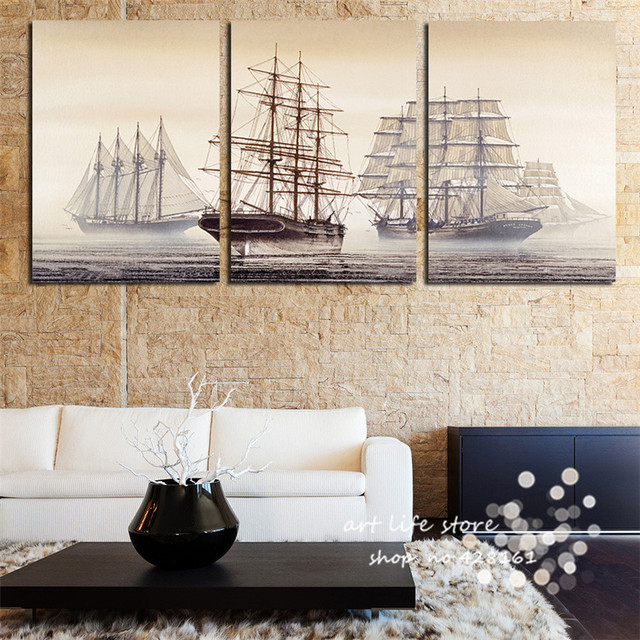 Art Printed Pictures Wall Decor Canvas Painting Home Life Artsit ...