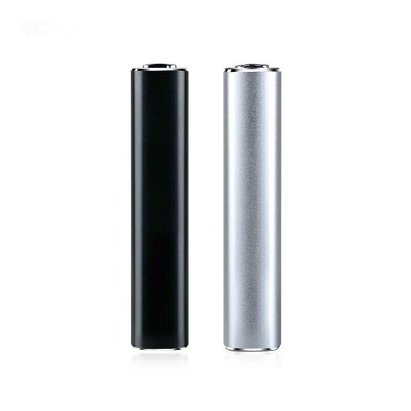 Yescool E180 цифровой голосовой Регистраторы подслушивать denoise HD-расстояние стерео компактный металлический Диктофон мини Портативный MP3 плеер