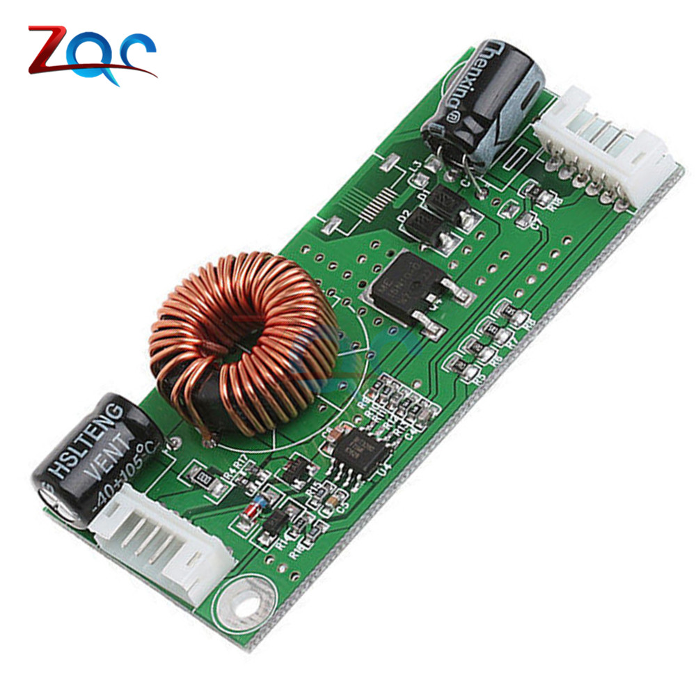 14-37 Inch LED LCD Universal TV Backlight Constant Current Board Driver Boost Step Up Module 10.8-24V to 15-80V tv driver board hx v29 39 l