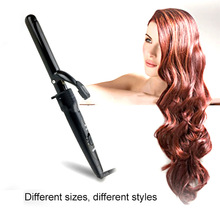 5 in 1 Interchangeable Hair Curling Irons waves automatic ceramic curling wand home use and professioal hair Styling Tools