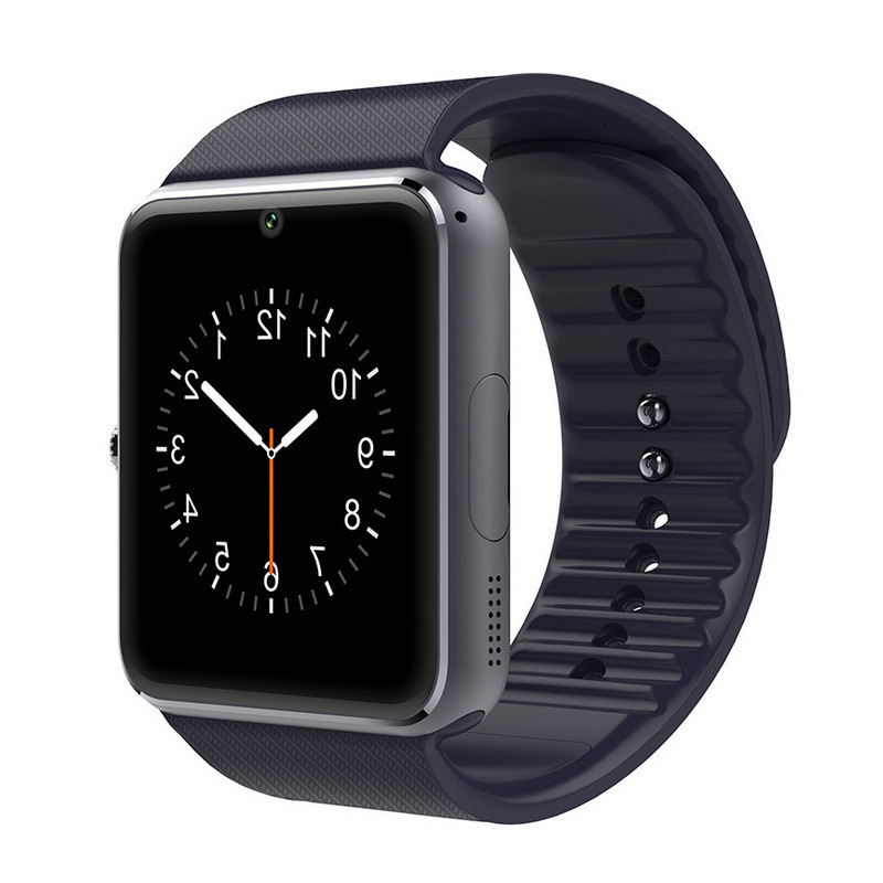 Image 2 - bluetooth Smart Watch big touch screen support SIM card Call message Reminder Smart Bracelet Band  Fitness Tracker for men women-in Smart Watches from Consumer Electronics