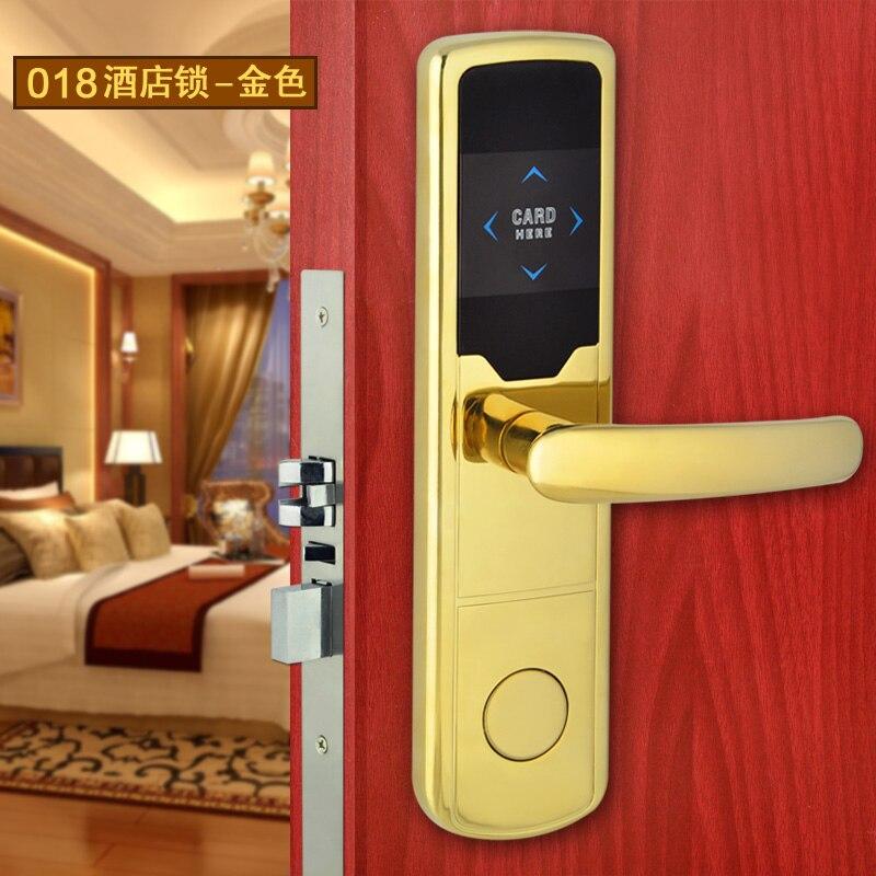 Électronique Autonome Carte À Puce RFID Hôtel Serrure De Porte Système de Contrôle