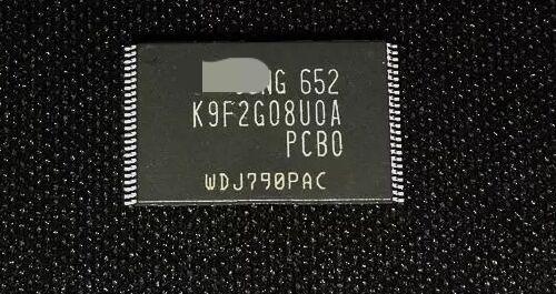 5 шт./лот K9F2G08U0A K9F2G08U0A-PCB0 TSOP-48 новый оригинальный Бесплатная доставка