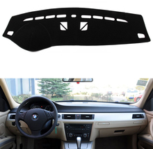 Fit For BMW 3 Series Without Navigation 2009-2012 Car Dashboard Covers Dashmats Pad Auto Shade Cushion Carpet Protector
