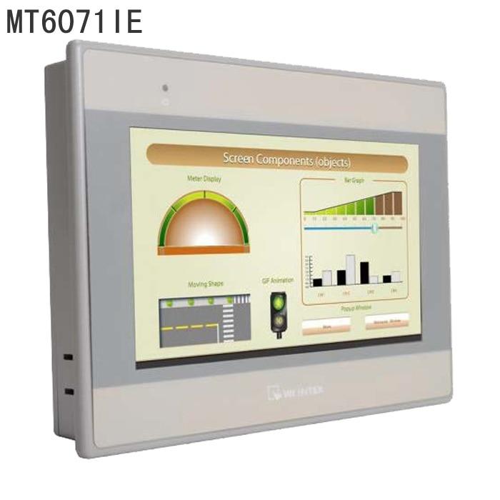 Écran tactile Weinview HMI 7 pouces MT6071IE TFT 800*480 écran tactile couleur HMI COM1/2/3