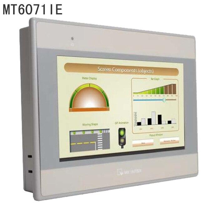 MT6071iE Weintek/Weinview HMI 7 pulgadas Panel táctil, puede reemplazar MT6070iE o MT6070iH (nuevo y Original)