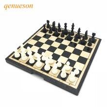 Высококачественные шахматные магнитные мини портативные настольные