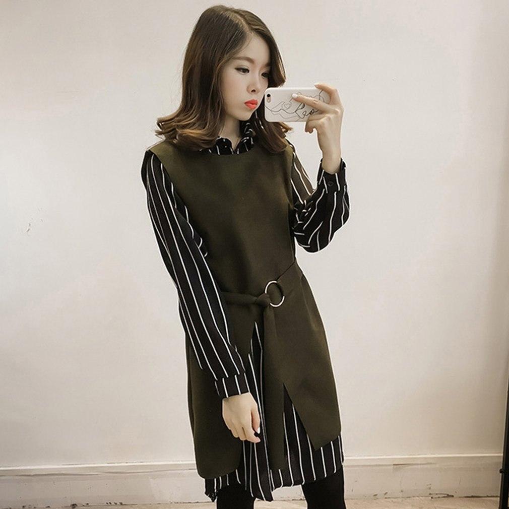 2018 Women Dress Suit Casual Office Sets Spring Autumn Hot Sale