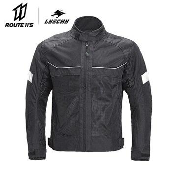 LYSCHY chaqueta de Moto chaqueta de motociclismo chaqueta transpirable para motocicleta motocross ropa de motociclismo de verano