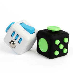 AIBOULLY Anti Cube Stress Children Antistress Sensory Toys
