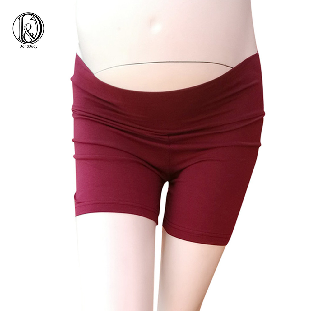 Clearance!Handcraft Stretch Soft Cotton Shorts for Maternity Photo Maternity Photography Props BABY SHOWER GIFT