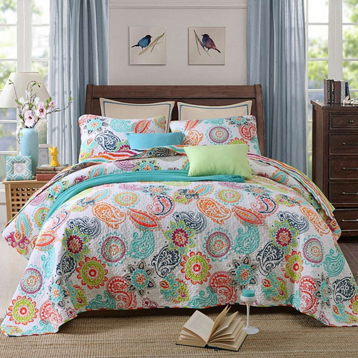 Paisley Bedroom Online Buy Wholesale Paisley Print Bedding From China Paisley