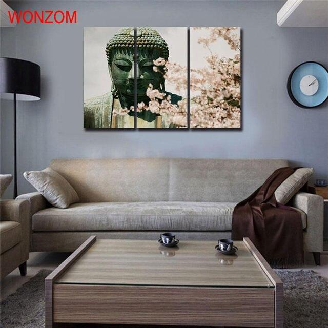 Tienda Online Wintersweet pinturas de Buda Zen Cuadros decorativos ...