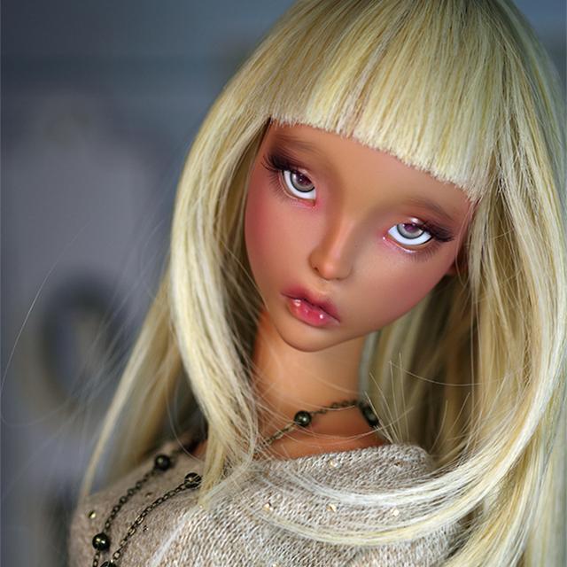 New Arrival 1/3 Lillycat Ellana BJD SD Doll Body Model Girls Boys Toys High Quality Figures Shop Free Eyes Resin Gift For Xmas