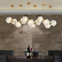 Livewin Modern LED Pendant Lights gold Hanging Kitchen Fixtures Lighting Hanglamp Foyer Avize Dining room Suspension Luminaire