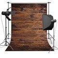 5X7FT computadora tela de vinilo Delgada fotografía impresión de fondo de piso de madera telón de fondo la foto de Estudio fotográfico Floor-656