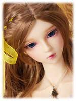 HeHeBJD 1/3 キラ眼を含むアート人形メーカーの低価格高品質のおもちゃ SD16