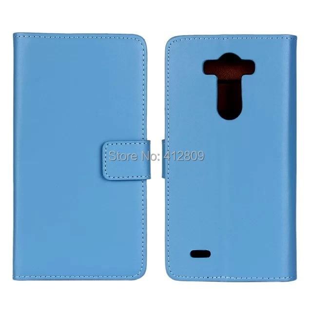 11 գույներ Բնական կաշվե դրամապանակով - Բջջային հեռախոսի պարագաներ և պահեստամասեր - Լուսանկար 3