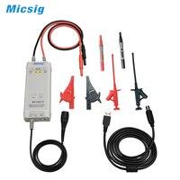 Micsig DP10013 осциллограф Аксессуары для зондов запчасти 1300 в 100 МГц высокое дифференциал напряжения зонд комплект 3.5ns время подъема