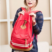 Free shipping Luggage hot women's backpack travel backpack computer bag female male double-shoulder casual school bag