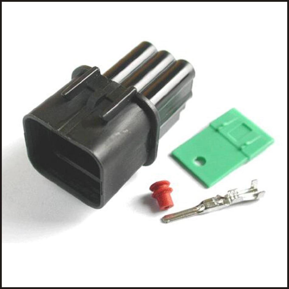 pb621 06020 car wire connector ecu male female connector. Black Bedroom Furniture Sets. Home Design Ideas