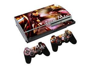 Image 5 - Joker Vincy Da Cho PS3 Mỡ Tay Cầm Dán Dành Cho Playstation 3 Mỡ Bộ Điều Khiển Controle Tay Cầm Chơi Game Cao Cấp Mando Decal
