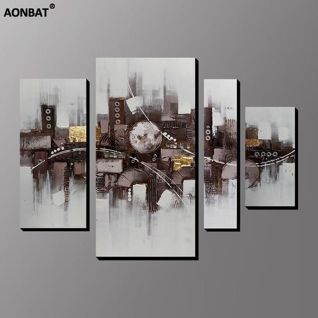 Moderno Conjuntos Arte Enmarcado De 4 Galería - Ideas de Arte ...