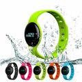 OLED Actividad Pulsera SmartBand actividad Física Pulsómetro Pulsómetro Cardiaco reloj pulsera para iOS Android