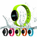 OLED Activity SmartBand Bracelet Cardiaco Heart Rate Monitor Fitness Pulsometer actividad reloj pulsera for iOS Android