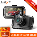 Jusky Hot selling Ambarella A7 GS90C Car Camera 1296P Full HD DVR Recorder with Night Vision GPS Dash Cam 170 Degree Angle Lens