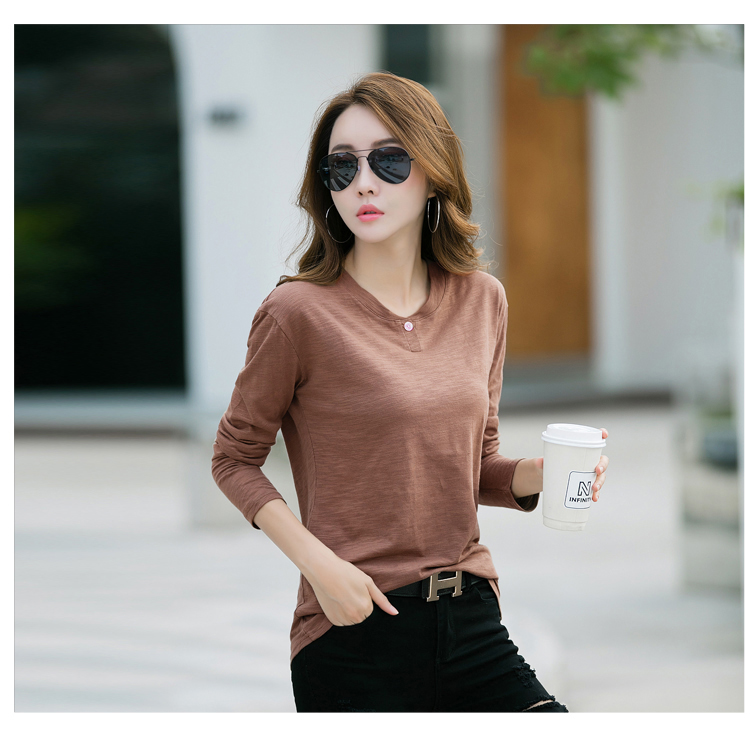 New Summer T Shirt Women Knitted Casual Short Sleeves Top O-Neck Tshirt Slim Kintwear Female T-shirt  HD304
