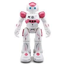 Leory RC Интеллектуальный робот программирования Дистанционное управление робот игрушка двуногий робот-гуманоид для Для детей подарок на день рождения подарок