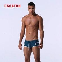 d73bbbf734 Swimwear Men Swimming Trunks Sexy Swimsuit Bathing Suit Male Brazilian Swim  Wear Gay Boxer Briefs Shorts