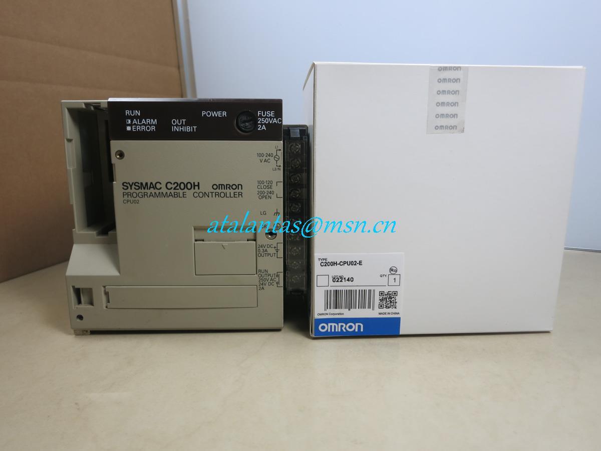 New&original PLC Module C200H-CPU02-E