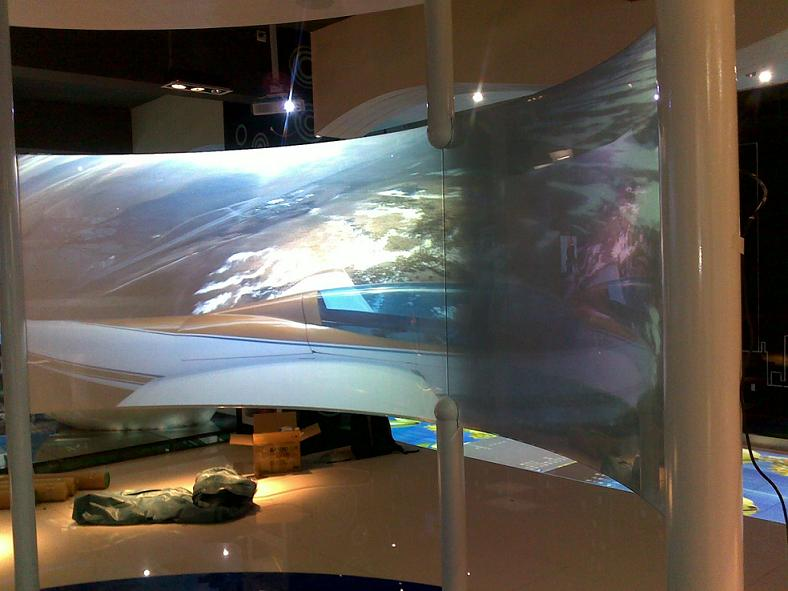 back projection screen Define back projection back projection synonyms, back projection pronunciation, back projection translation, english dictionary definition of back projection n a.