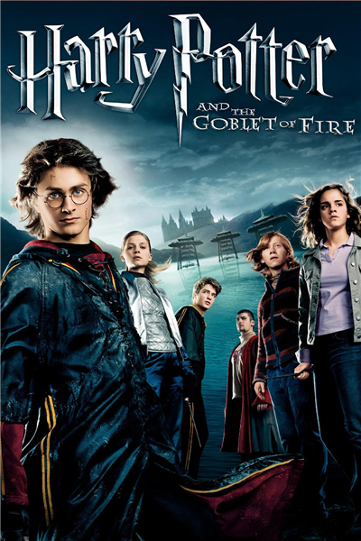 Image result for harry potter and the goblet of fire poster